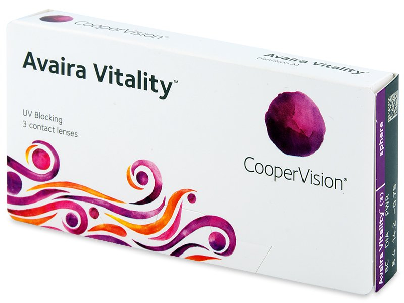 Avaira Vitality (3 kpl)
