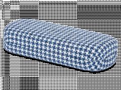 Lasikotelo - Kukko sini-valkoinen