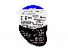 Dailies TOTAL1 Multifocal (30 kpl)