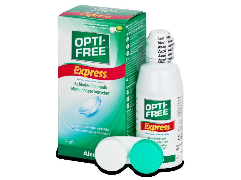 OPTI-FREE Express-piilolinssineste  120ml