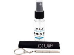 Crullé puhdistuspakkaus laseille 30 ml