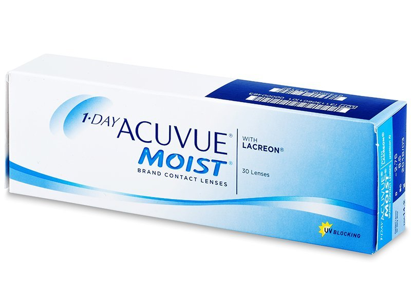 1 Day Acuvue Moist (30 kpl)
