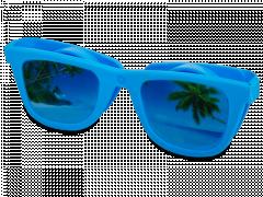 OptiShades linssikotelo - sininen