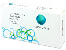Biomedics 55 Evolution (6 kpl)