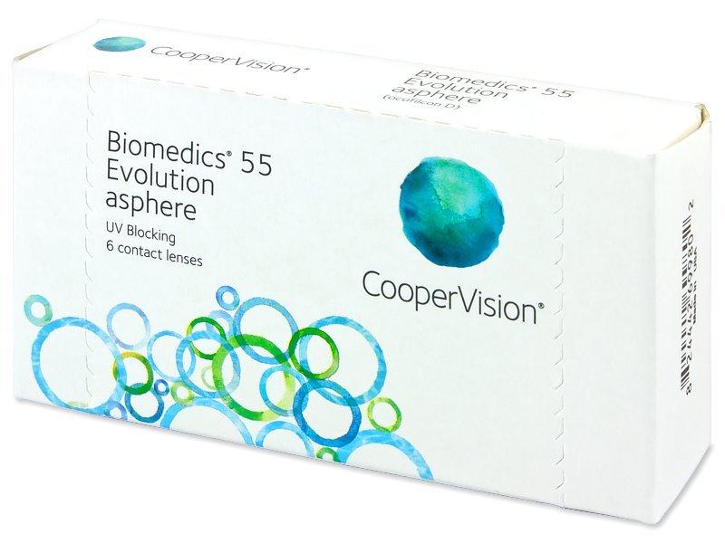 Biomedics 55 Evolution (6kpl)