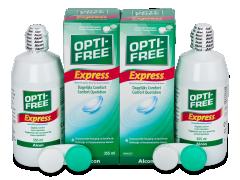 OPTI-FREE Express -piilolinssineste 2x355ml