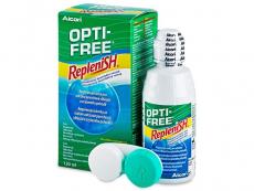 OPTI-FREE RepleniSH -piilolinssineste 120ml