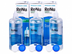 ReNu MultiPlus -piilolinssineste 3 x 360 ml