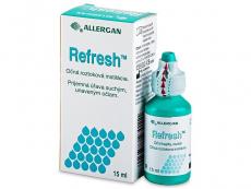 Refresh -kostutustipat 15ml