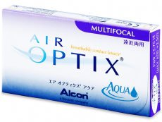 Air Optix Aqua Multifocal (6 kpl)