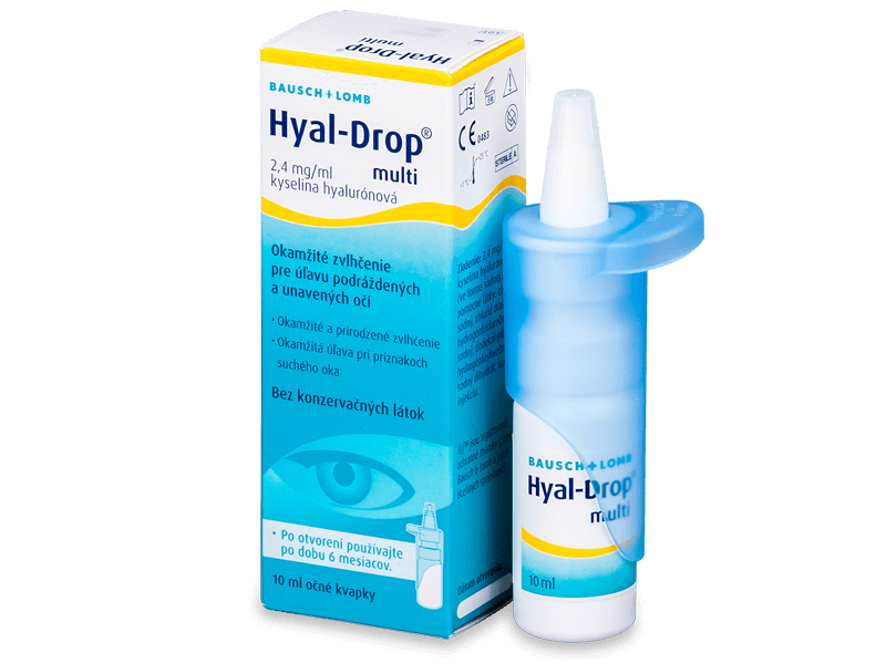 Hyal-Drop Multi -kostutustipat 10ml