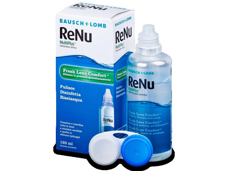 ReNu MultiPlus -piilolinssineste 120ml