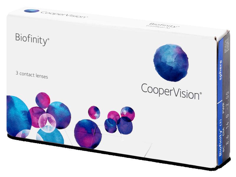 Biofinity (3kpl)