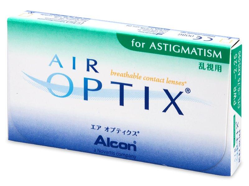 Air Optix for Astigmatism (6kpl)