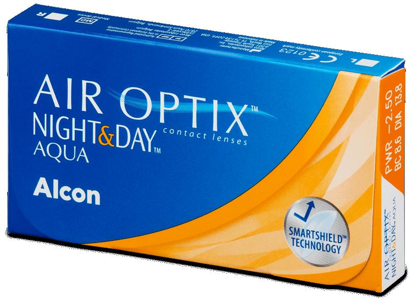 Air Optix Night and Day Aqua (3kpl)